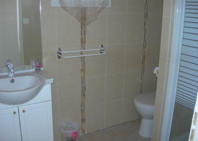 Salle de bain de la villa 5