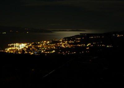 Ajaccio de nuit