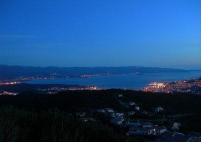Panoramique de nuit
