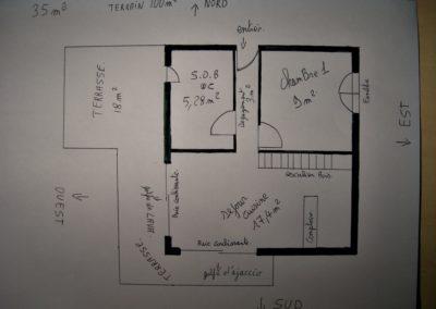 Plan villa 5